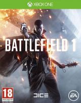 Jaquette de Battlefield 1 Xbox One
