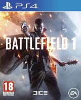 Jaquette de Battlefield 1 PS4