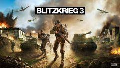 Jaquette de Blitzkrieg 3 PC