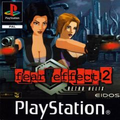 Jaquette de Fear Effect 2 : Retro Helix PlayStation