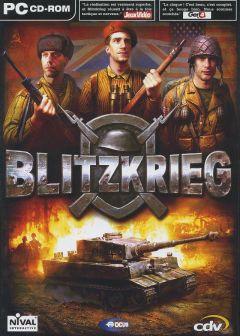 Jaquette de Blitzkrieg PC