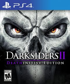Jaquette de Darksiders II : Deathinitive Edition PS4