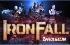 Jaquette de Ironfall Invasion New Nintendo 3DS