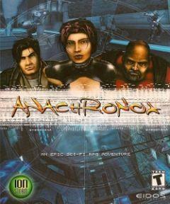 Jaquette de Anachronox PC