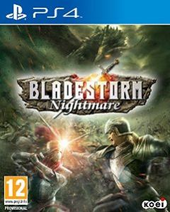Jaquette de Bladestorm : Nightmare PS4