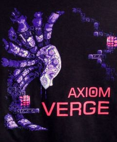 Jaquette de Axiom Verge PS Vita