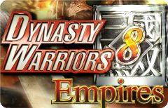 Jaquette de Dynasty Warriors 8 Empires PlayStation 3