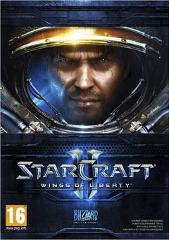 Jaquette de StarCraft II : Wings of Liberty Mac