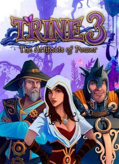 Jaquette de Trine 3 : The Artifacts of Power PC