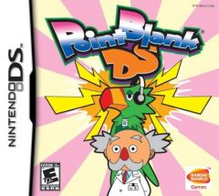 Jaquette de Point Blank DS DS
