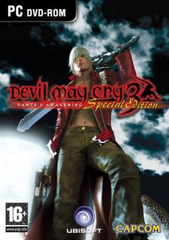 Jaquette de Devil May Cry 3 : Special Edition PC