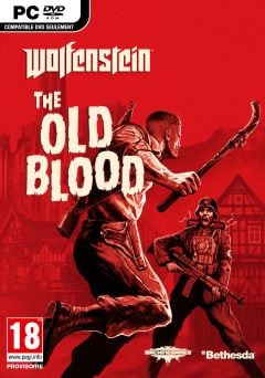 Jaquette de Wolfenstein : The Old Blood PC