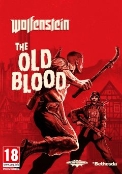 Jaquette de Wolfenstein : The Old Blood Xbox One