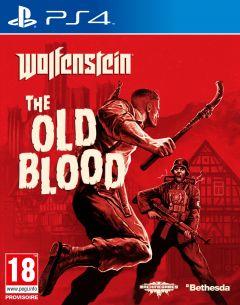 Jaquette de Wolfenstein : The Old Blood PS4