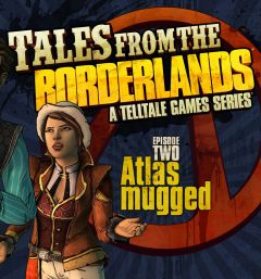 Jaquette de Tales from the Borderlands - Episode 2 : Atlas Mugged PS4