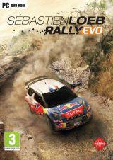 Jaquette de Sébastien Loeb Rally Evo PC