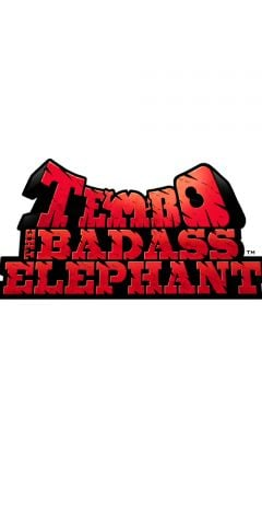 Jaquette de Tembo The Badass Elephant PS4