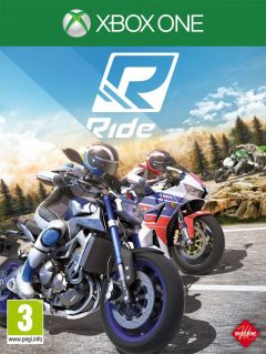 Jaquette de RIDE Xbox One