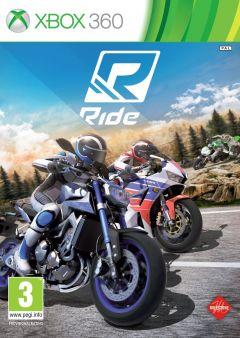 Jaquette de RIDE Xbox 360