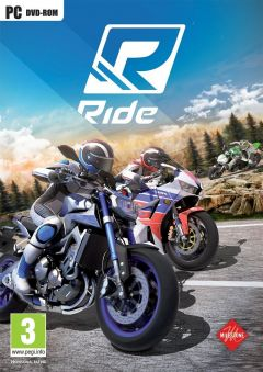 Jaquette de RIDE PC