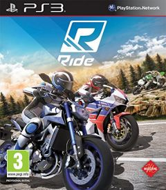 Jaquette de RIDE PlayStation 3