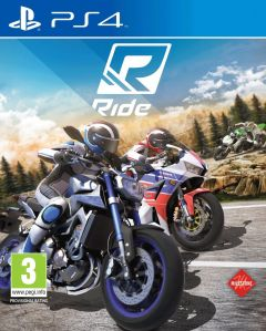 Jaquette de RIDE PS4