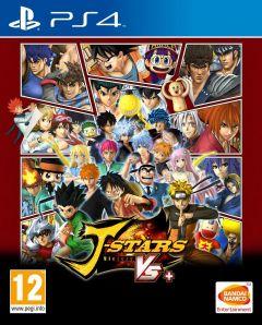 Jaquette de J-Stars Victory Vs PS4