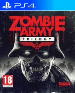 Jaquette de Zombie Army Trilogy PS4