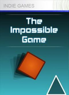 Jaquette de The Impossible Game iPhone, iPod Touch