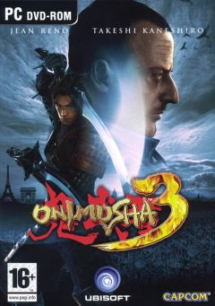 Jaquette de Onimusha 3 : Demon Siege PC