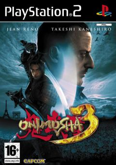 Jaquette de Onimusha 3 : Demon Siege PlayStation 2