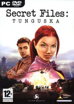Jaquette de Secret Files : Tunguska PC