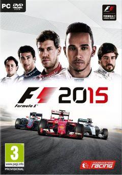 Jaquette de F1 2015 PC
