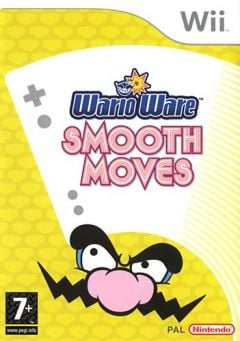 Jaquette de Wario Ware : Smooth Moves Wii