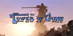 Jaquette de Tower of Guns PS4