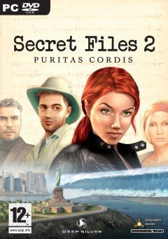 Jaquette de Secret Files 2 : Puritas Cordis PC
