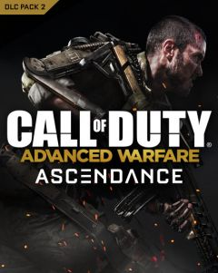 Jaquette de Call of Duty : Advanced Warfare - Ascendance PlayStation 3