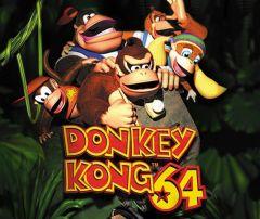 Jaquette de Donkey Kong 64 Wii U