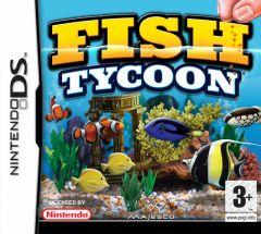 Jaquette de Fish Tycoon DS