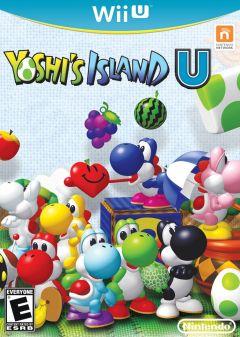 Jaquette de Yoshi's Island DS Wii U