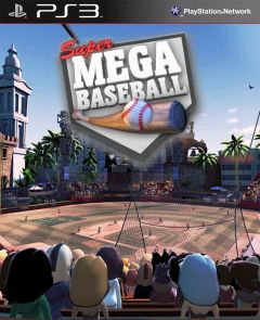 Jaquette de Super Mega Baseball PlayStation 3