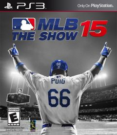 Jaquette de MLB 15 : The Show PlayStation 3