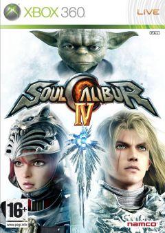 Jaquette de SoulCalibur IV Xbox 360