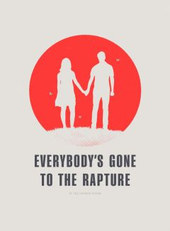 Jaquette de Everybody's Gone to the Rapture PS4