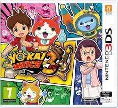 Jaquette de Yo-Kai Watch 3 Nintendo 3DS