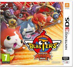 Jaquette de Yo-Kai Watch Blasters Nintendo 3DS