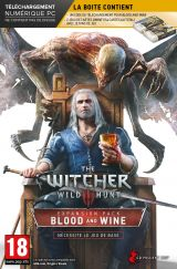 Jaquette de The Witcher III : Wild Hunt - Blood and Wine PC