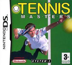 Jaquette de Tennis Masters DS