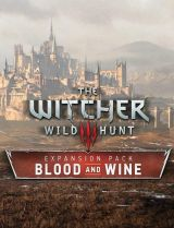 Jaquette de The Witcher III : Wild Hunt - Blood and Wine Xbox One