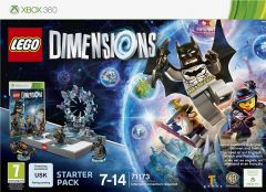Jaquette de LEGO Dimensions Xbox 360